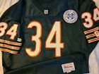 Walter Payton Chicago Bears Authentic Home Wilson Jersey Size 48 Sweetness
