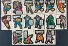 1976 Topps Marvel Super Heroes Stickers 11