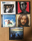 5 CD LOT ROCK CHEAP TRICK  ROLLING STONES  CAT STEVENS  ERIC CLAPTON  ROXY MUSIC