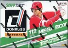2019 Panini Donruss Baseball Mega Box (1 Pink Firework Auto Per Box on Average!)