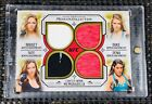 Here's a $10,000 Ronda Rousey Autograph from 2012 Topps Finest You May Never See Again 10