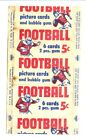 Visual Guide to Vintage Football Card Wrappers - Leaf, Bowman, Philadelphia and Fleer 29