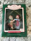 Hallmark Mr and Mrs Claus Shall We Dance Ornament 3rd in Series