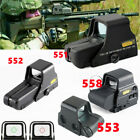 Red Green Dot Holographic Sight 551 552 Tactical Airsoft Scope Sight
