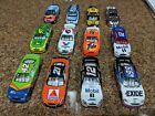 Lot of 12 Hot Wheels Racing 164 Nascar diecast car mint ford chevy pontiac