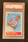 1968 Topps Football Cards 40