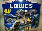 JIMMIE JOHNSON 2002 48 LOWES ROOKIE STRIPE TEAM CALIBER OWNERS 124