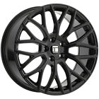Touren TR76 18x8 5x120 +35mm Gloss Black Wheel Rim 18 Inch