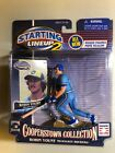 2001 Robin Yount Brewers Starting Lineup2 Cooperstown Collection Figurine HOF