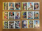 2016 Topps Heritage Complete Advertising Panels 60 Card Set