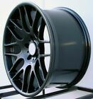 18 BMW 2015 M3 STYLE WHEELS RIMS FIT 1 SERIES 3 SERIES 4 SERIES 5 SERIES 5480