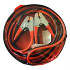 122025 Ft Car Battery Booster Cable 24gauge Emergency Power Jumper Heavy Duty