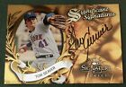 TOM SEAVER Auto Autograph 1997 Significant Signatures S N 1243 2000 ON CARD SIG