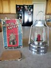 Vintage Montblanc Lantern With Box ALL THREE LIGHTS WORK Very Clean A Must See