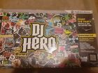 DJ Hero Turntable Kit Sony PlayStation 3 PS3 Complete W Game new game is sealed