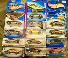 Hot Wheels Lot of 13 Different 67 CAMAROs Different Years and Series