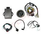 Magneto Stator Flywheel Rotor CDI Ignition Coil Wiring Kill Switch 150cc Lifan