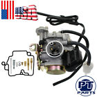 For GY6 Carburetor Carb Assy w Jets Honda Metropolitan 50 CHF50 Scooter Moped