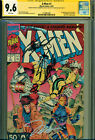 X-MEN #1 CGC 9.6 3X SS BY STAN LEE, JIM LEE & CLAREMONT!!! GAMBIT & ROGUE COVER!