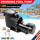 15HP 110V Above Ground Swimming Pool Pump Motor Strainer Generic For Hayward US