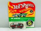 Hot Wheels Redline HEAVY CHEVY Red White Int Blisterpack BP Carded WOW  NICE