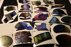 x50 any Foil Metal Stickers from CS GO in Real Life ESL MLG CSGO Counter Strike