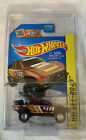 Hot Wheels 2015 Super Treasure Hunt Toyota Off Road Truck with Protector