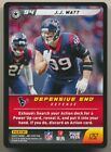 2020 Panini NFL Five Trading Card Game Football Cards - Checklist Added 22