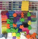 Perler Beads Huge Separated Lot Many Colors Peg Boards Ironing Paper 45000+