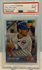 Kris Bryant Rookie Card Gallery and Checklist 31