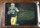 JORDY NELSON 2015 BLACK GOLD SIZEABLE SIGNATURE ON CARD AUTO PACKERS #65 70