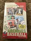 2020 Topps Archives Factory Sealed Hobby Box