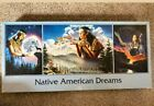 Native American Dreams 3 Jigsaw Puzzle Collection 1 X 1000  2 X 500 pieces NEW