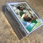 Rickey Henderson Cards, Rookie Card and Autographed Memorabilia Guide 5