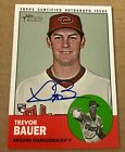 Will Middlebrooks and Trevor Bauer Autographed Rookie Cards on the Way 13