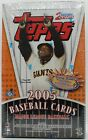 2005 Topps Baseball Series 2 Unopened Hobby Box Justin Verlander Rookie RC ??