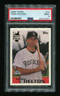 Todd Helton Cards, Rookie Card and Autographed Memorabilia Guide 4
