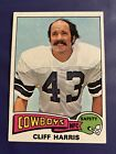 Top 20 Budget 1970s Football Hall of Fame Rookie Cards 25