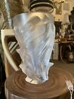 Lalique Crystal Martinets Vase Signed Authentic France Mint