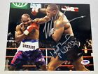 Evander Holyfield Boxing Cards and Autographed Memorabilia Guide 44