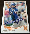 John Buck Rookie Card Checklist and Guide 16