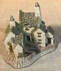 The Fisherman's Wharf Cottage Collectible Figure by David Winter