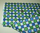 Quilting Treasures quilt craft fabric WOODSIDE PLAID multi 2 yds 26855 New