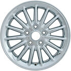 OEM Remanufactured 16x65 Aluminum Alloy Wheel Rim Chrome Plated 2107