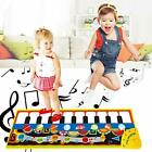 Musical Piano Mat for Baby Toddler Early Educational Toys for Boys Girls Birth