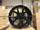 JEEP SRT8 20X9 5X127 Gloss Black Wheels FITS Dodge Durango Grand Cherokee 5X55