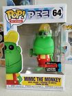 Funko #64 Pop! Ad Icons Pez Mimic the Monkey Vinyl Figure 2019 NYCC Exclusive