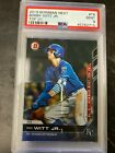 2019 Bowman Next Topps Now Baseball Cards - Top 20 Prospects Checklist 21