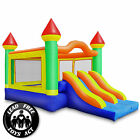 22x15 Commercial Mega Slide Bounce House 100 PVC Bouncer Inflatable Only