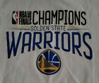 2018 GOLDEN STATE WARRIORS NBA FINALS CHAMPIONS T-Shirt! New With Original Tags!